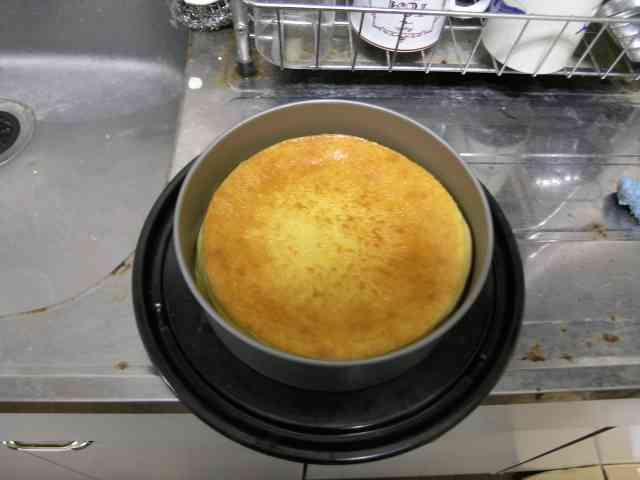 ケーキ作り04